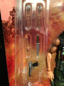 Commando Accessories
