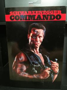 Commando Front Package