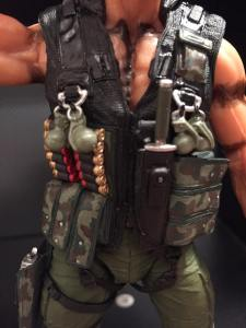 Commando Front Vest Close Up