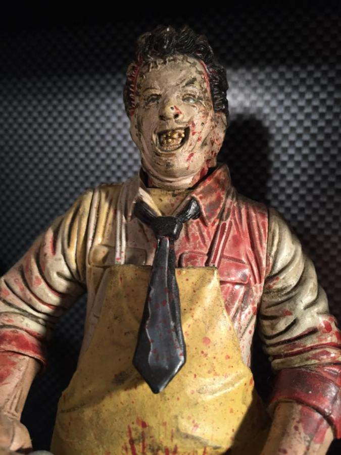 Movie Mainiacs Leatherface