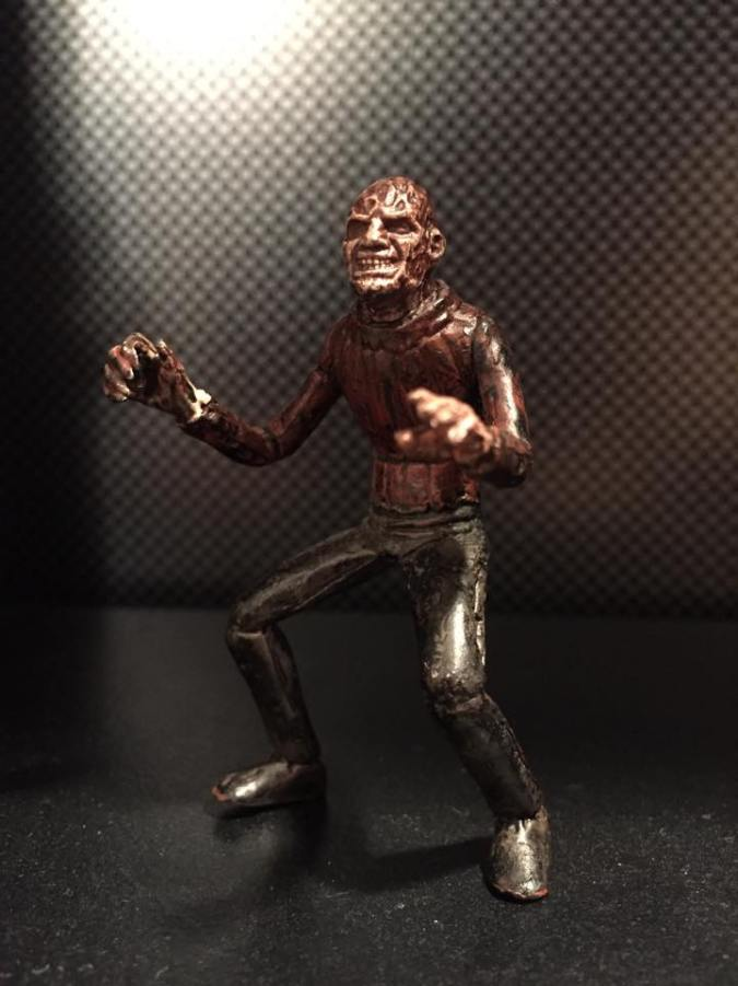 Movie Maniacs Dream Warriors Freddy Puppet