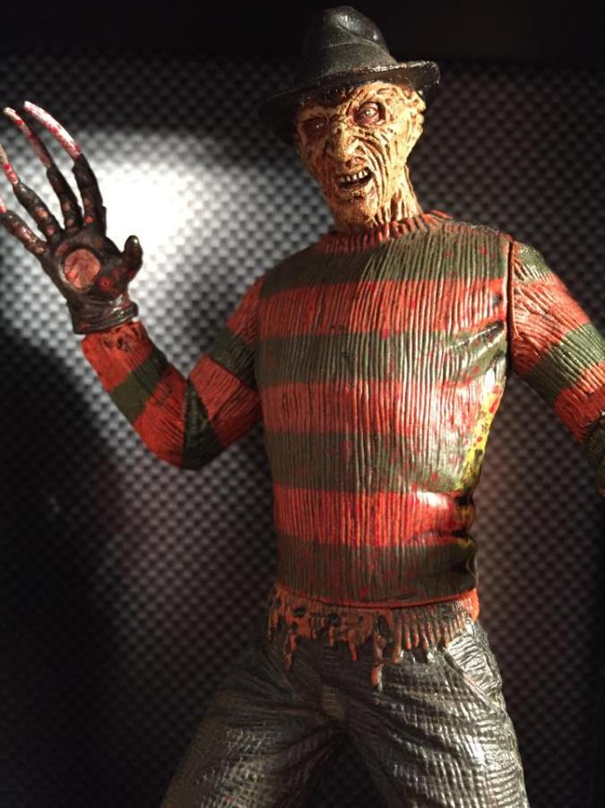 Movie Maniacs Dream Warriors Freddy
