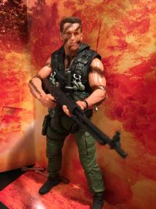 Commando Rifle Pose