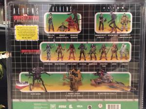 NECA AVP 2 PACK Back