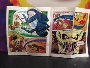 NECA AVP 2 PACK Comic page