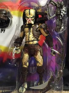 NECA AVP 2 PACK Predator in package