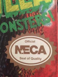 NECA Nintendo Logo