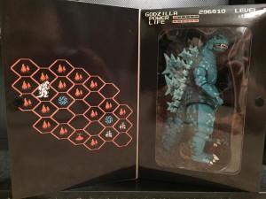 NECA VGA Godzilla Open Box
