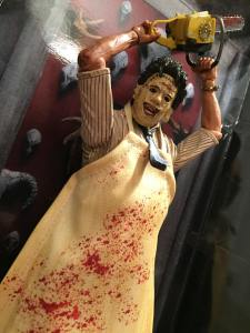 TCM Ultimate Leatherface Chainsaw