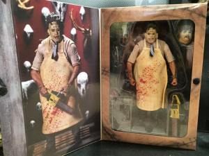 TCM Ultimate Leatherface Open Box