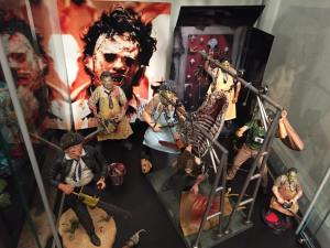 TCM Ultimate Leatherface Shelf