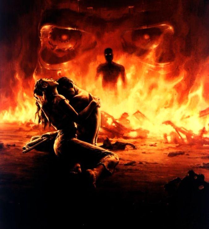 James Cameron Terminator Concept 1