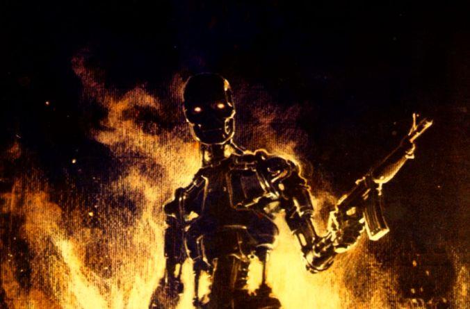 James Cameron Terminator Concept 2